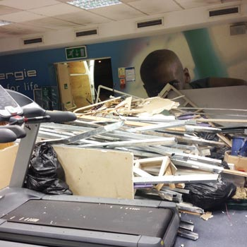 Office Rubbish Collection Fetcham