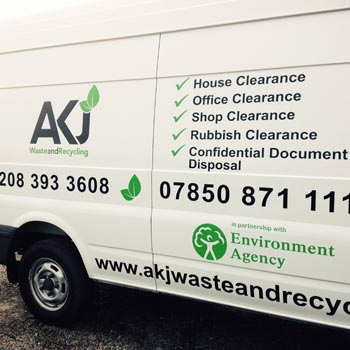 Rubbish Collection Service Earlsfield