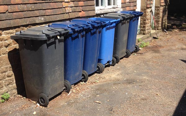 Waste Collection Services Surrey