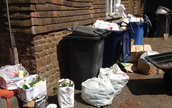 House Waste Collection Service Surrey